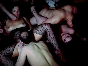 Carne viva, caliente, compartida, sexual