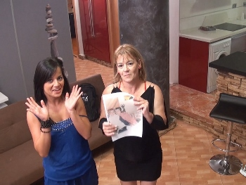 Los trucos de Jazmina y Delia para no pagar el alquiler : Montarse un trio con el casero