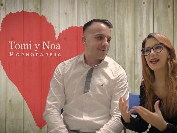 12 de Febrero, dia de los enamorados. Tomy y Noa reviven a base de buen sexo, sus inicios como pareja