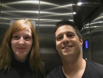 Dani y Valeria. Pareja cristiana, formal y debutantes en esto del porno ;)